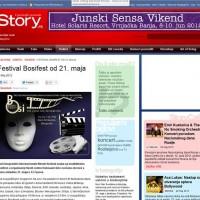 Story - Festival Bosifest od 21. maja